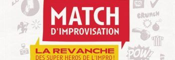 12 Novembre 2012 – Match d'impro La Majeure vs Herocorp